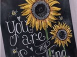 You are my Sunshine Paint Night 7/23