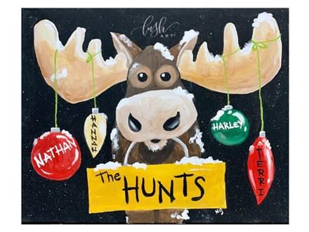 Moose Paint Class