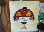Turkey Class at PAINT YOUR WORLD