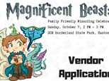Magnificent Beasts - Vendor Application
