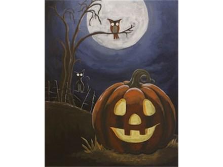 St. Cloud Community Ed- Halloween Hill