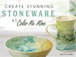 Stoneware Workshop - Holiday Gifts November 29th