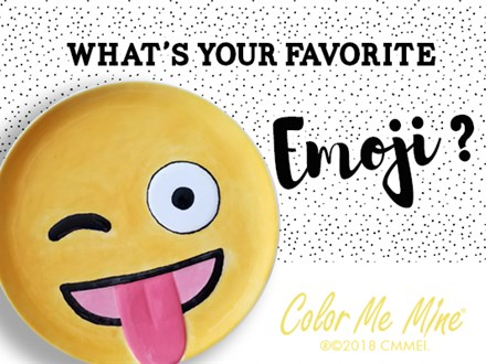 Emoji Plates Kids Summer Workshop! - June 11th, 2019