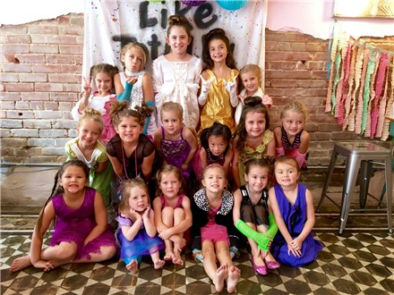 Girls Just Wanna Have Fun Rock Star Camp (July 23 - 26) - $60 Deposit