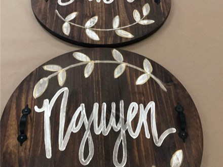 Mothers Day Out Fall Trays at Party Art-September 26, 10am-12:00