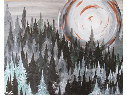 ***SOLD OUT*** Winter Moon/New Year