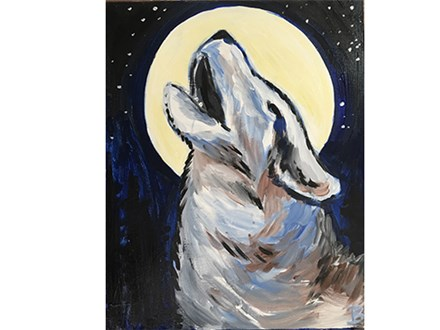 Happy Friday the 13th!  Let's all howl at the moon.