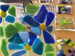Homeschool Art Social - Glass Fusion Wildflowers (Ages 6-12)