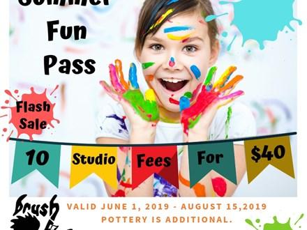 Summer Fun Pass Flash Sale