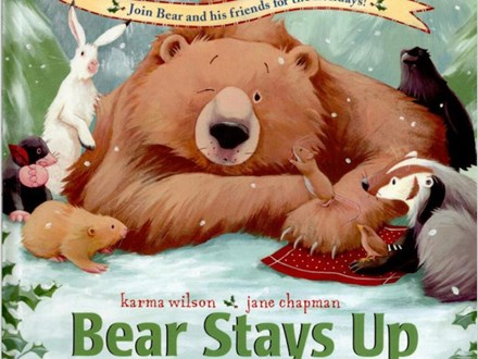 Toddler/Parent Holiday Sweet Reads: Teddy Bear Pajama Jam!