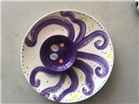 Chip 'n' Dip Octo-Pottery Homeschool Art Social! Friday, Sept. 14th, ages 6-12