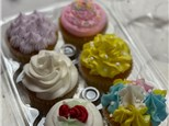 Parent/Child Cupcake Design Class