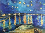 Copy - starry night - van gogh