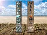 """""""Happy Place Sign"""" Wood Workshop ages 21 & up 8/5/20"""