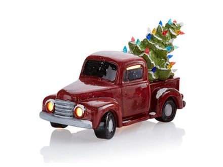 Bel Air Vintage Light Up Truck & Tree Party - Dec 4th