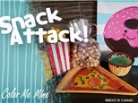 Kids Summer Workshop - SNACK ATTACK - July 16th-20th