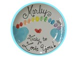 Mommy & Me - Thumbprint Rainbow - Saturday, March 2