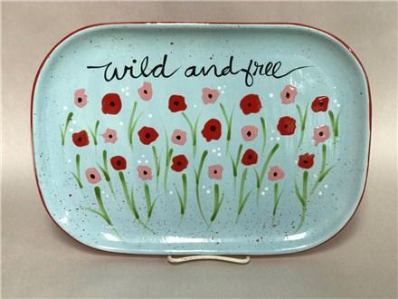 Friends, Feast, Masterpiece - Wild & Free 08/19