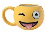 """ Blah Emoji Mug"" To-Go Kit- at Color Me Mine - Aspen"