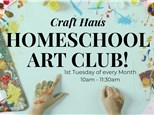 Homeschool Art Club