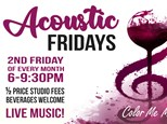 ACOUSTIC FRIDAY - OCTOBER 11TH