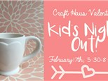 KIDS NIGHT OUT: Valentine's Party!