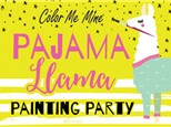 Pajama Llama Party! - Jan 10th