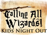 KIDS NIGHT OUT - Wizards & Witches