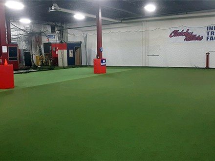 Rental #7 - 4 areas combined for fielding and team practice