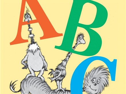 Story Time - Dr. Seuss's ABC Book - Evening Session - 03.04.19