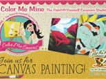 Join Us for Canvas Painting