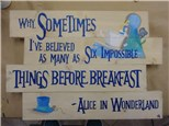 Board Art - Six Impossible Things - Morning Session - 03.16.18