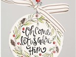 Sip & Paint Ornament Party at Wine Styles Dec. 18