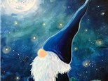 Canvas Class - Moonlight Gnome - 10.9.20