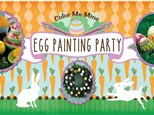 Easter Egg Painting Party - Saturday, March 23rd: 6:00-8:00PM