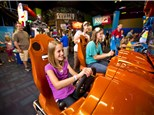 Enjoy 3 hours of unlimited attractions
