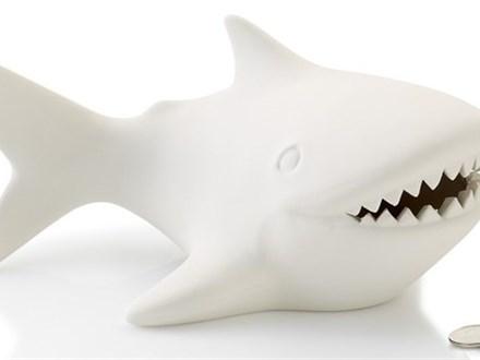 Sea Life/Shark Fun - Feed the Shark Bank