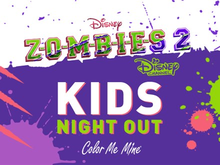 """Kids Night Out """"Zombies 2""""! - Friday, February 21"""