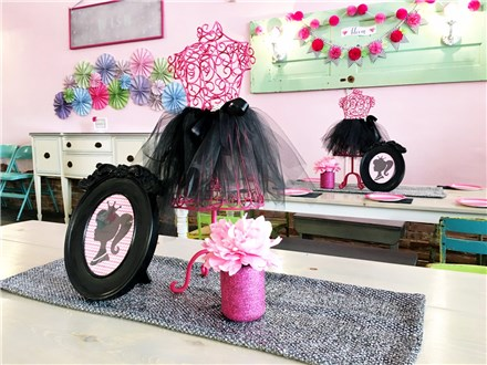 Barbie Princess: $285+ tax ($125 non-refundable deposit)