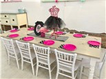 Barbie Princess: $295+ tax ($125 non-refundable deposit)