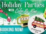 Holiday Party At Your Place!