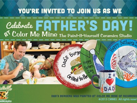 Kids Night Out - Gifts For DAD! June 9th
