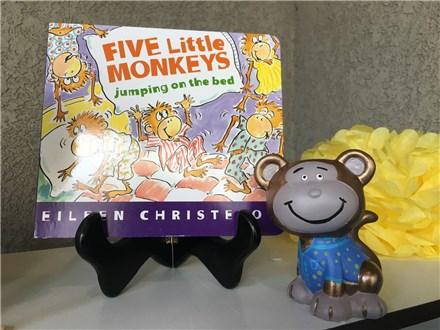 Pre-School Story Time Five Little Monkies