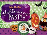 Halloween Party! October 27th