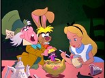 Mad Hatter's Tea Party- March 8