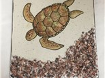 Turtle Tile Class at Color Me Mine - Pittsford, NY