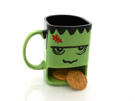 October 20th FRIDAY NIGHT FRIGHT - Frankenstein Mug or Plate Craft