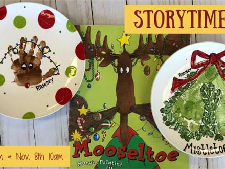Story Time - Moosletoe