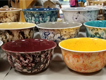 Specialty Paint Class: March 28, 2018 @ 6:30pm