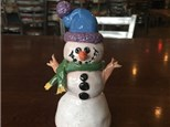 "Kids Night Out! Clay ""Frosty"" Friday, January 26th 6-8pm"
